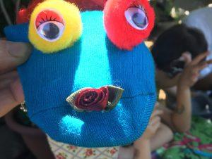 marionnette arthur